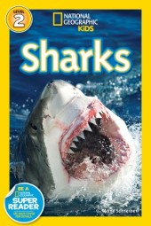 National Geographic Readers: Sharks! Cover