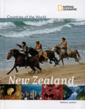National Geographic Countries of the World: New Zealand Cover