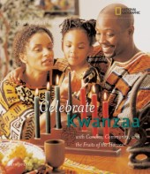 Holidays Around the World: Celebrate Kwanzaa Cover