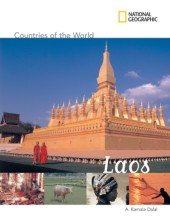 National Geographic Countries of the World: Laos Cover