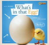 ZigZag: What's in That Egg? Cover