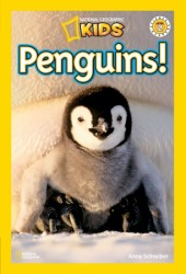 National Geographic Readers: Penguins! Cover