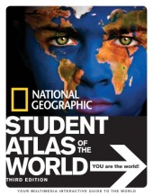 National Geographic Student Atlas of the World Third Edition Cover