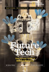 National Geographic Investigates: Future Tech Cover