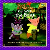 Toot and Puddle: Get With the Beat! Cover