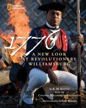 1776: A New Look at Revolutionary Williamsburg Cover