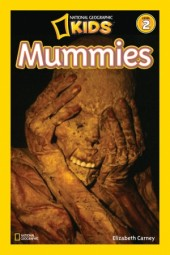 National Geographic Readers: Mummies Cover