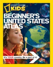 National Geographic Beginner's United States Atlas Cover