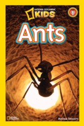 National Geographic Readers: Ants Cover