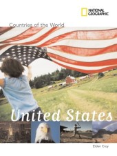 National Geographic Countries of the World: United States Cover