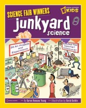 Science Fair Winners: Junkyard Science Cover