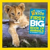 National Geographic Little Kids First Big Book of Animals Cover