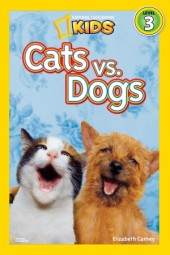 National Geographic Readers: Cats vs. Dogs Cover