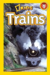 National Geographic Readers: Trains Cover