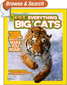 National Geographic Kids Everything Big Cats
