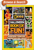 NG Kids Halloween Book of Fun