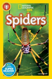 National Geographic Readers: Spiders Cover