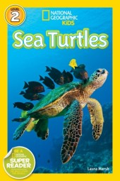 National Geographic Readers: Sea Turtles Cover