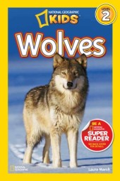 National Geographic Readers: Wolves Cover