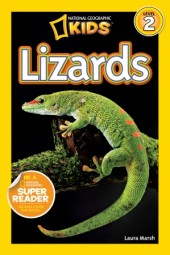 National Geographic Readers: Lizards Cover