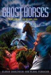 Mysteries In Our National Parks: Ghost Horses Cover
