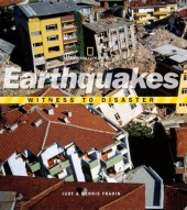 Witness to Disaster: Earthquakes Cover