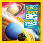National Geographic Little Kids First Big Book of Space Cover
