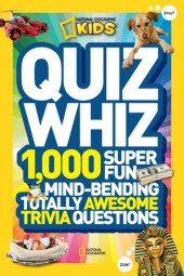 National Geographic Kids Quiz Whiz Cover