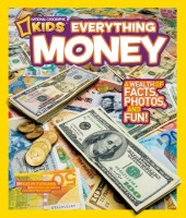 National Geographic Kids Everything Money Cover