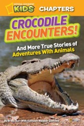 National Geographic Kids Chapters: Crocodile Encounters Cover