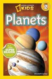 National Geographic Readers: Planets Cover