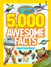 5,000 Awesome Facts (About Everything!) Cover