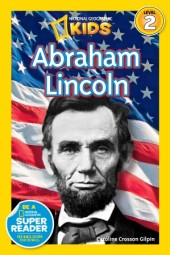 National Geographic Readers: Abraham Lincoln Cover