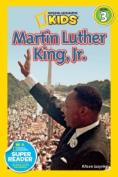 National Geographic Readers: Martin Luther King, Jr. Cover
