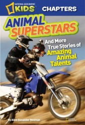 National Geographic Kids Chapters: Animal Superstars Cover