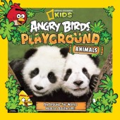 Angry Birds Playground: Animals Cover