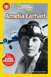 National Geographic Readers: Amelia Earhart Cover
