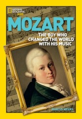 World History Biographies: Mozart Cover
