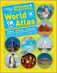 National Geographic Kids Ultimate Globetrotting World Atlas