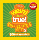 Weird but True! Collector's Set 2 (Boxed Set)
