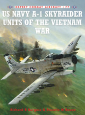 US Navy A-1 Skyraider Units of the Vietnam War Cover