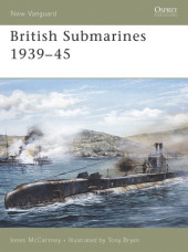 British Submarines 1939-45 Cover