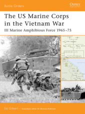 The US Marine Corps in the Vietnam War Cover