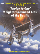 'Twelve to One' V Fighter Command Aces of the Pacific Cover