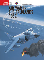 Air War in the Falklands 1982 Cover