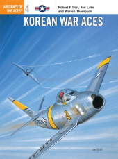 Korean War Aces Cover