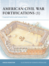 American Civil War Fortifications (1) Cover