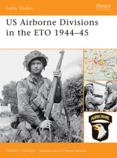 US Airborne Divisions in the ETO 1944-45 Cover