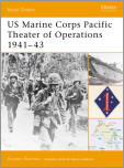 US Marine Corps Pacific Theater of Operations 1941-43
