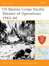 US Marine Corps Pacific Theater of Operations 1943-44 Cover